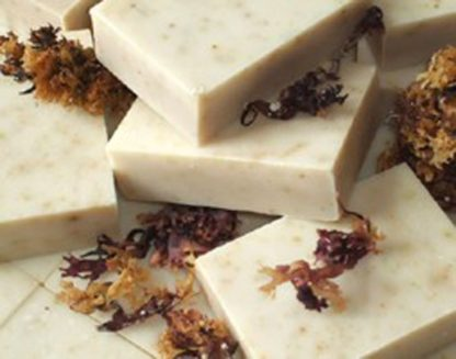Seaweed Rosemary Handmade Soap